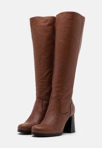 lilimill - Boots - twister almond - 2