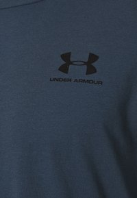 Under Armour - SPORTSTYLE LEFT CHEST - Funktionstrøjer - mechanic blue