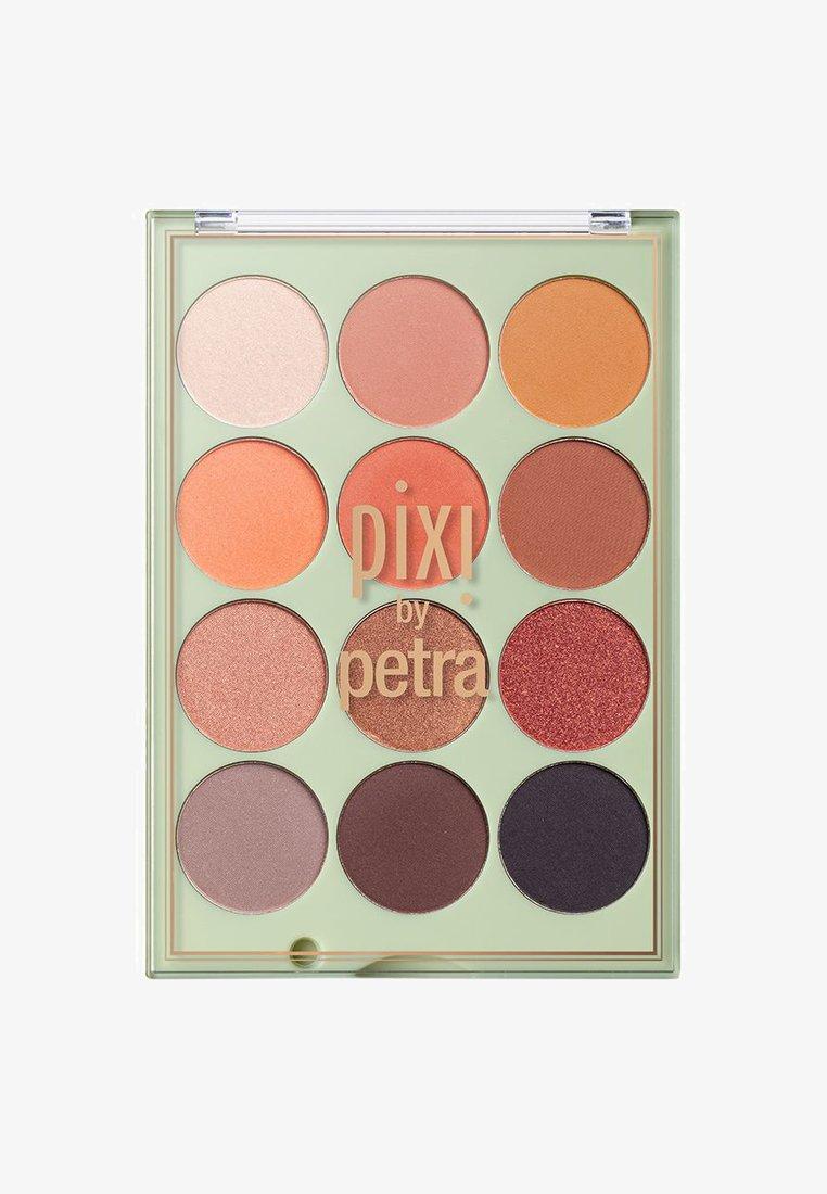 Pixi - EYE REFLECTIONS SHADOW PALETTE - Eyeshadow palette - rustic suset