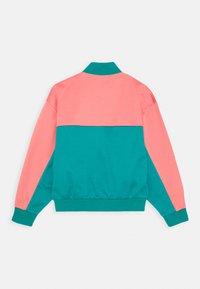Ellesse - FELICITI - Sweat à capuche zippé - teal/pink - 1