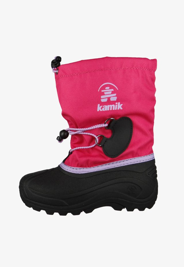 SOUTHPOLE - Winter boots - bright rose