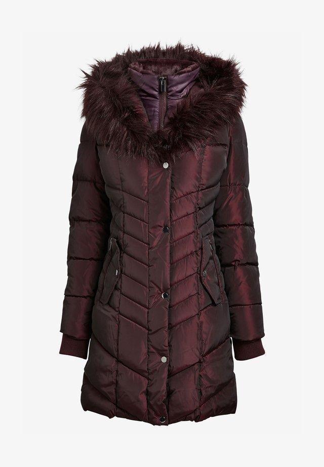Zimní kabát - red