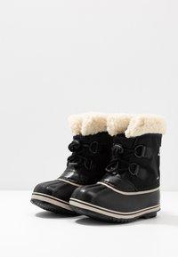 Sorel - YOOT PAC - Winter boots - black - 3