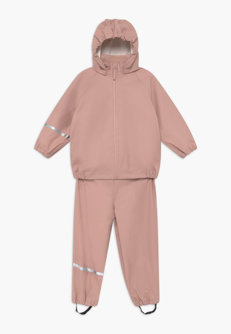 CeLaVi - BASIC RAINWEAR SET UNISEX - Impermeable - misty rose