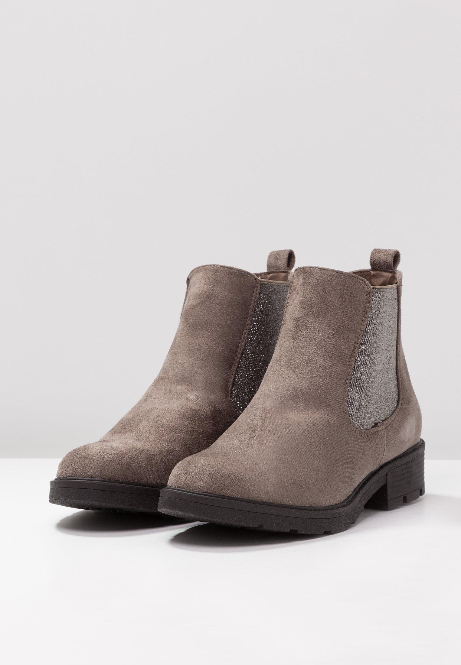 Fitters MENA Stiefelette grey/grau