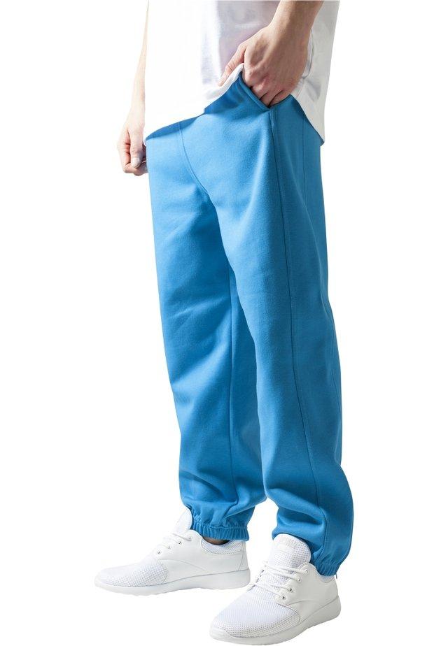 SWEATPANTS SP. - Teplákové kalhoty - turquoise