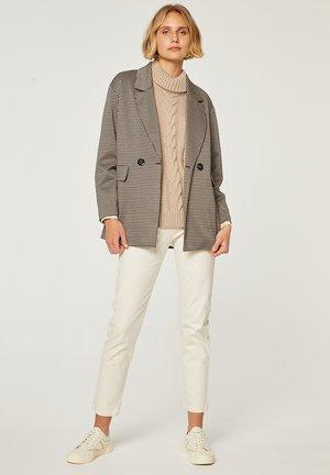 CRUZADA  - Halflange jas - beige