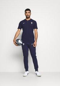 Nike Performance - FRANKREICH FFF MODERN - Oblečení národního týmu - blackened blue/white - 1