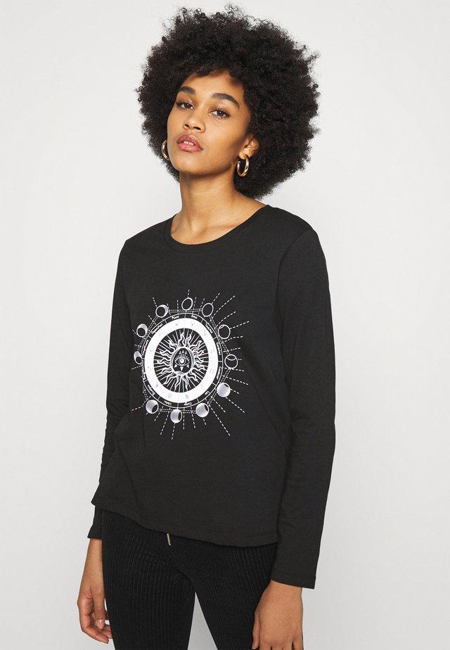 ONLSYMBOL - Camiseta de manga larga - black
