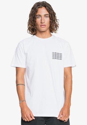 STRANGE TALES  - Print T-shirt - white
