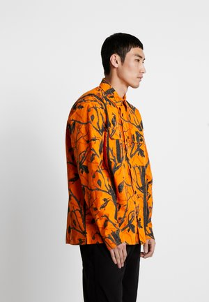 MISSION COLUMBIA RIPSTOP - Shirt - orange rinsed