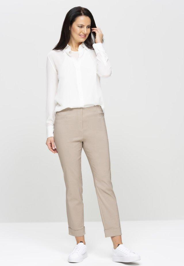 IGOR-680 14060 STRETCHHOSE - Trousers - beige
