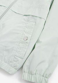 Next - Waterproof jacket - mint - 4