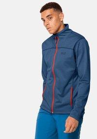 Jack Wolfskin - HORIZON - Fleece jacket - indigo blue - 0