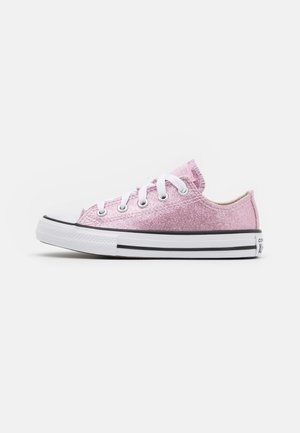 CHUCK TAYLOR ALL STAR GLITTER - Sneakers laag - pink glaze/white/black