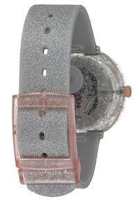 Flik Flak - GLITTERAXUS - Watch - silver-coloured - 1