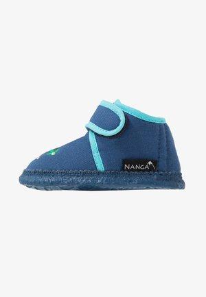 FAULTIER - Domácí obuv - blau
