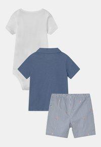 Carter's - SET - Print T-shirt - blue - 1