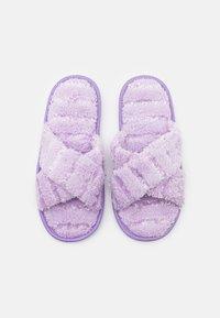South Beach - Domácí obuv - lilac - 5