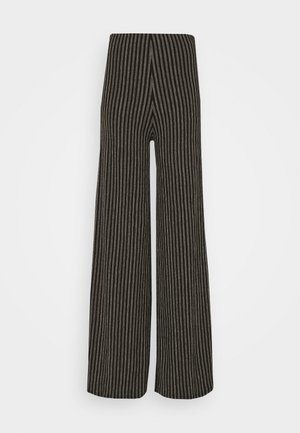 FAUCHTTE TROUSER - Trousers - black