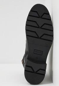 Pantofola d'Oro - LEVICO UOMO HIGH - Veterboots - black - 4