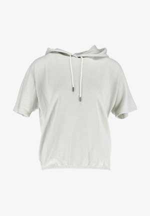 GULVAS - Print T-shirt - hell grün  weiß