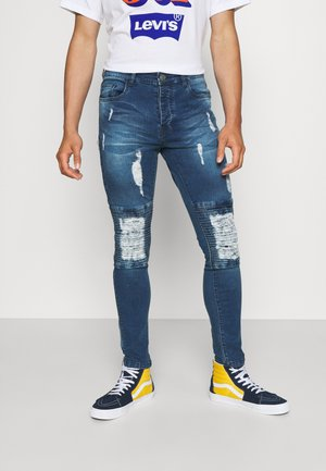 CONNOR - Jeans Skinny Fit - mid blue