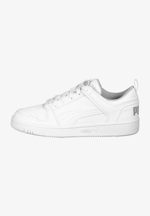 Sneaker low - white-high rise