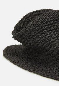 Weekday - BEAM BUCKET HAT - Chapeau - black - 2