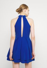WAL G. - CHERYL HALTER NECK SKATER DRESS - Jersey dress - cobalt blue - 2