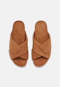Who What Wear - ALLIE - Mules - camel - 4