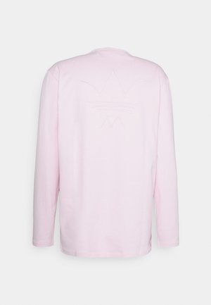HEAVY DUTY UNISEX - Long sleeved top - clear pink