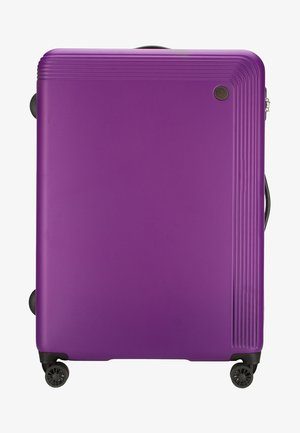 MODERN - Wheeled suitcase - violet