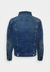 New Look - BASIC DENIM - Denim jacket - indigo - 1
