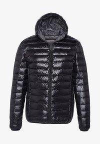 Schott - DOUDOUNE  - Winter jacket - shiny black - 0