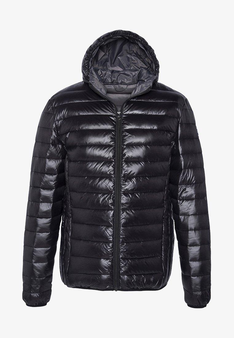 Schott - DOUDOUNE  - Winter jacket - shiny black