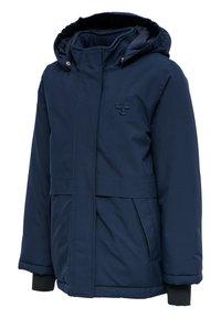 Hummel - URBAN JACKET  - Winter coat - black iris - 1