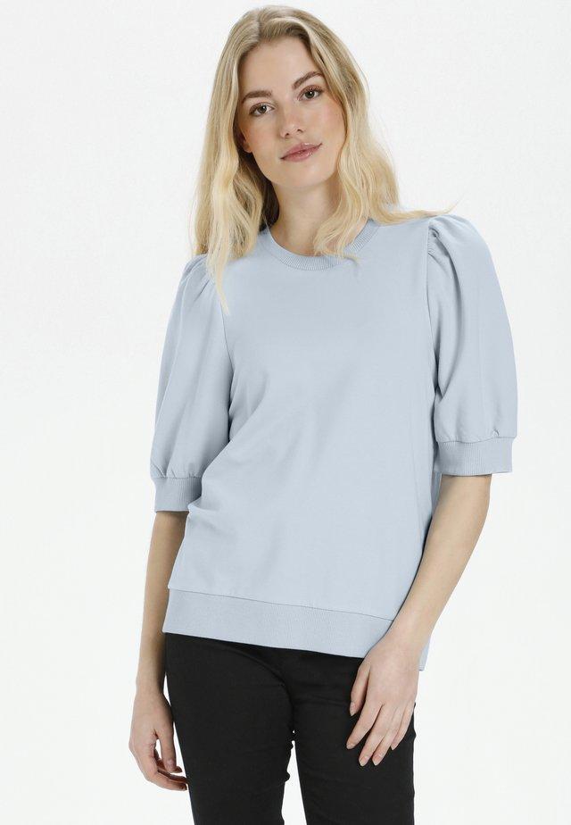 CUMONTY  - Felpa - cashmere blue