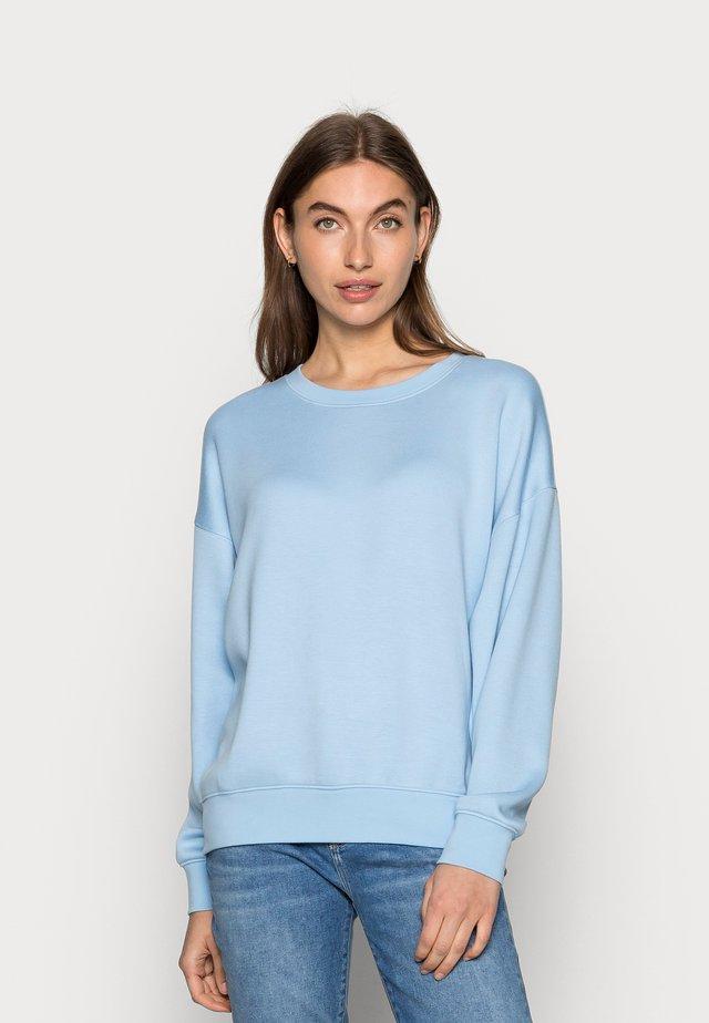 Sweatshirt - powder blue