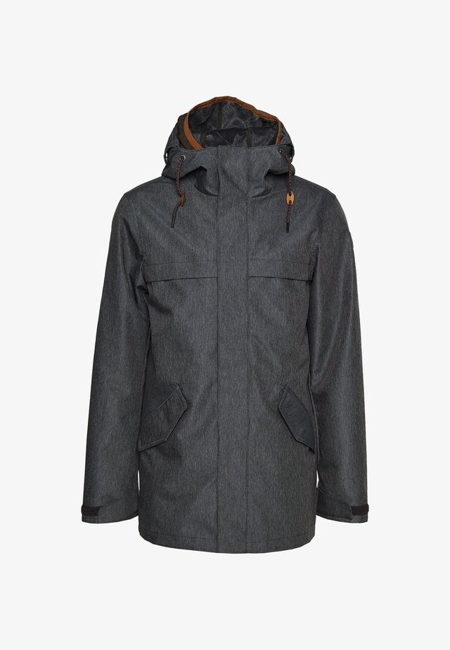 AHAUS - Winter jacket - lead-grey