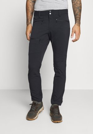 RUGGED FLEX PANT  - Outdoor trousers - true black solid