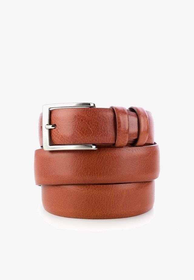 VACRI - Formální pásek - brown