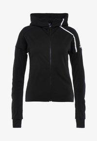 adidas Performance - ZNE - Sportovní bunda - black - 4