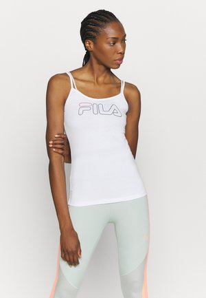 ELISA - Top - bright white