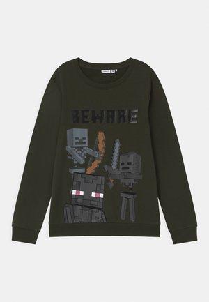 NKMMINECRAFT PIET - Sweater - rosin