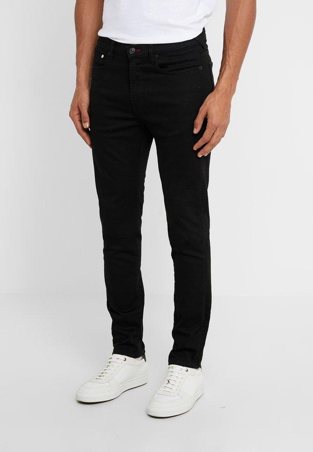 JEAN - Slim fit jeans - black denim