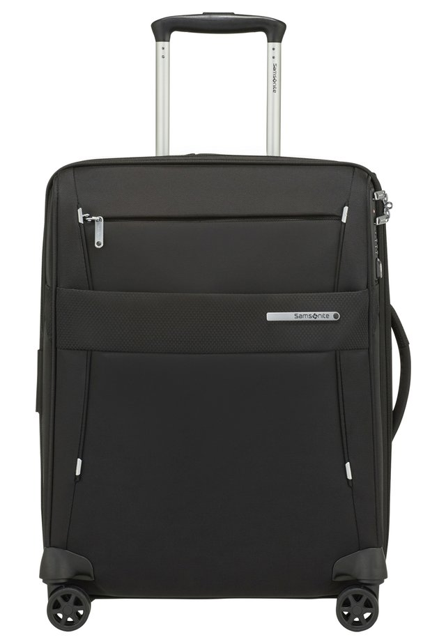 DUOPACK TROLLEY - Wheeled suitcase - black