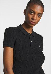 Polo Ralph Lauren - SHORT SLEEVE - Polo shirt - black - 4