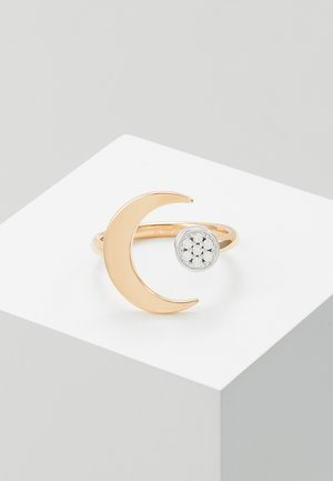 Ring - roségold-coloured/silver-coloured