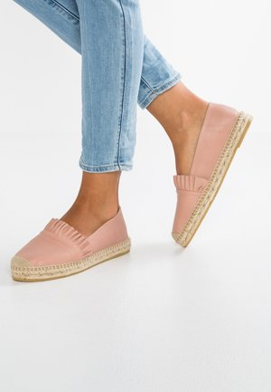 DORA - Espadrille - natur make up